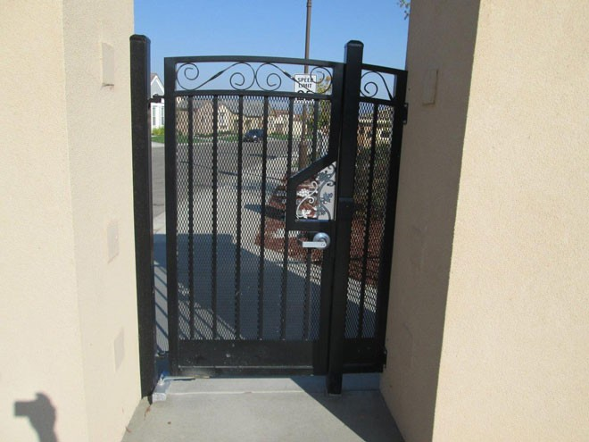 Iron Walk Gate