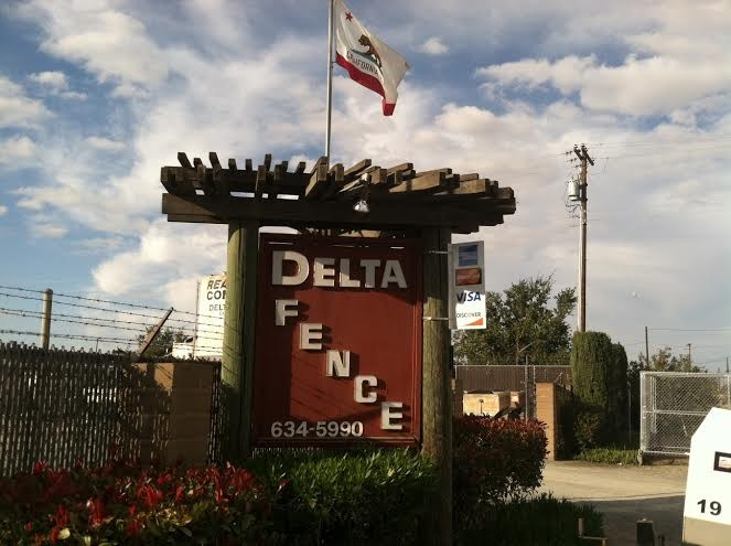 Delta Fence